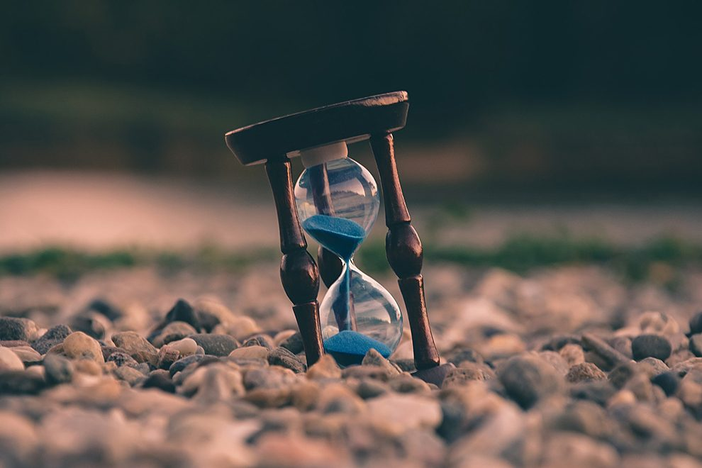 hourglass,gravel,time,blue,sand