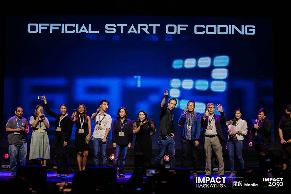 countdown,impact,hackathon,stage